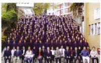 中學畢業照