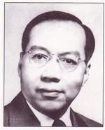 趙恩賜校長(1942–1946 年)坪石培聯