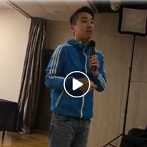2018年9月12日-香港培正中學何力高校長主講